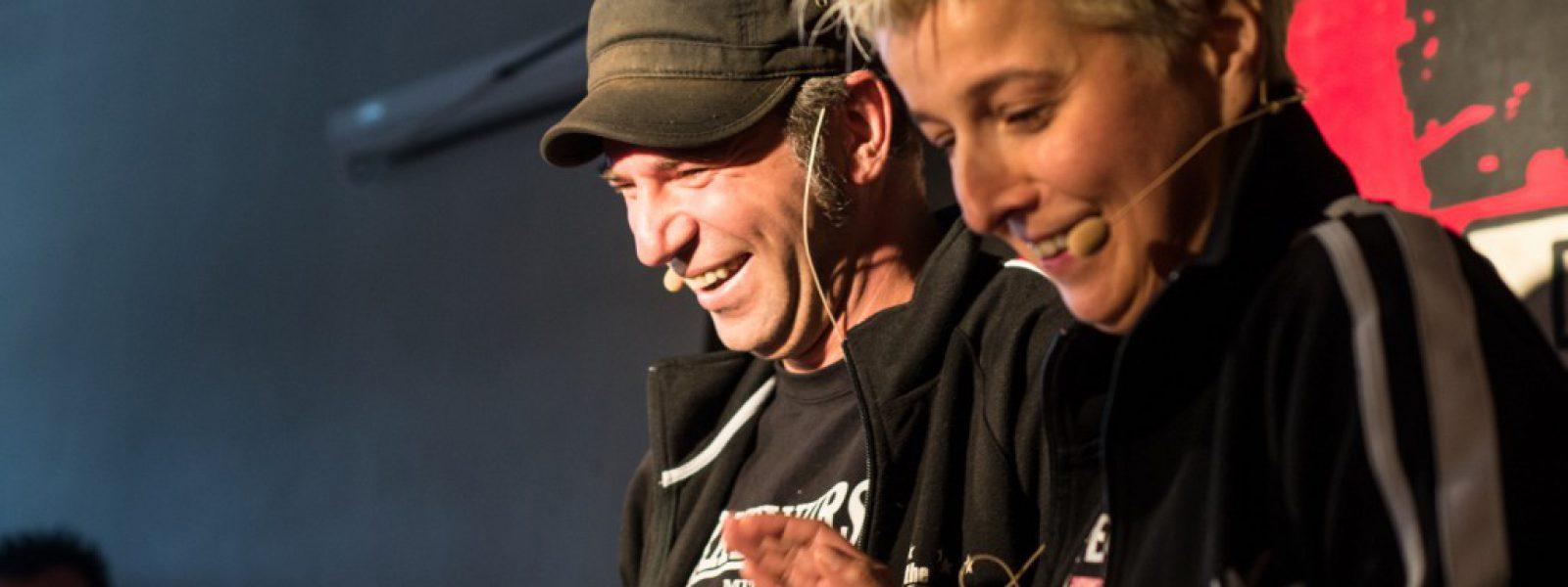 Finale der Millerntor-Ausstellung: Kino und Punkrock-Kochstudio in der Gegengerade