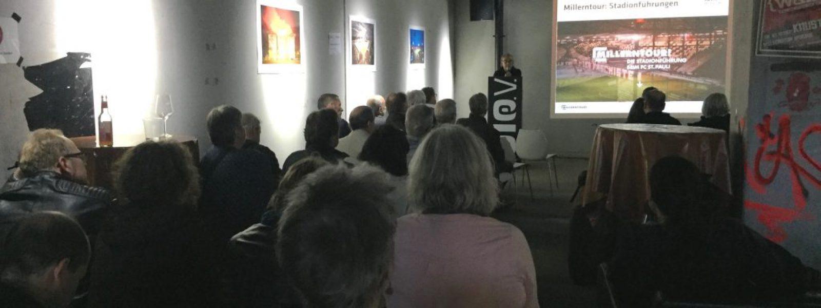 """Museum in Progress"": erste Mitgliederversammlung in der FCSP-Museumsfläche"
