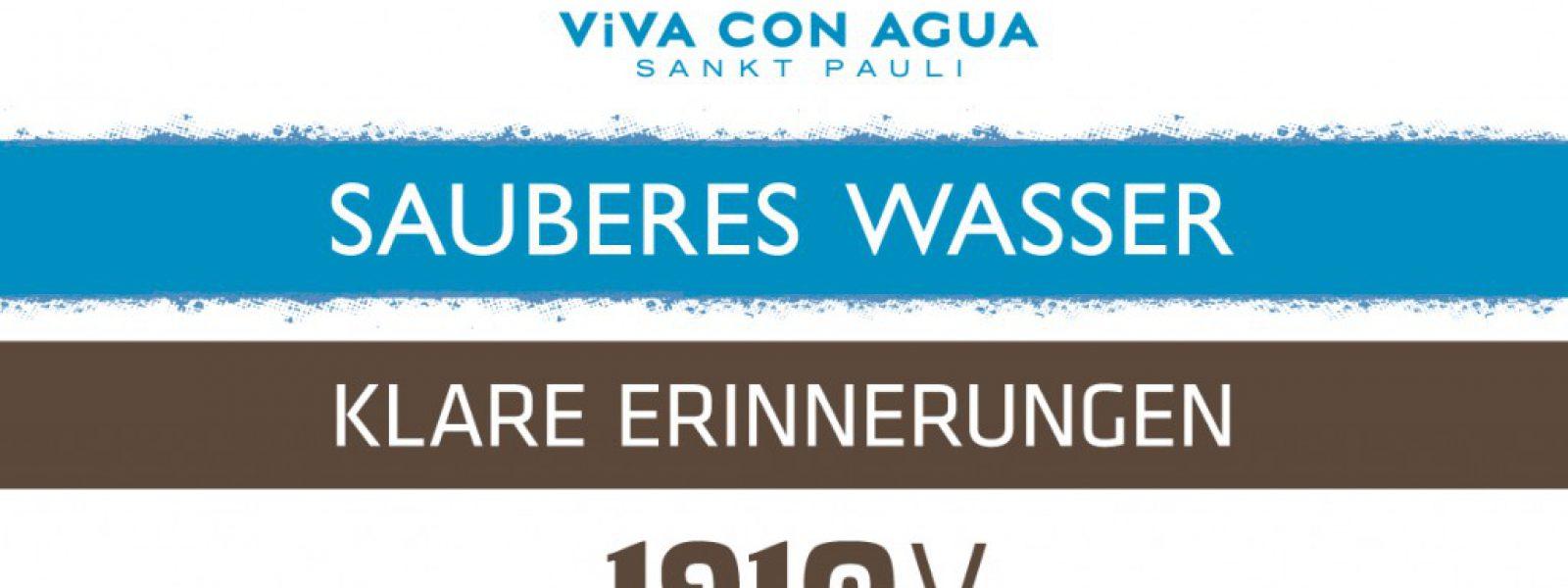 Durst bekämpfen – Museum bauen: Becherpfand-Aktion mit Viva con Agua