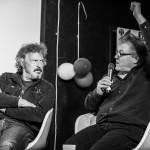 Wolfgang Niedecken und Stuart Dykes