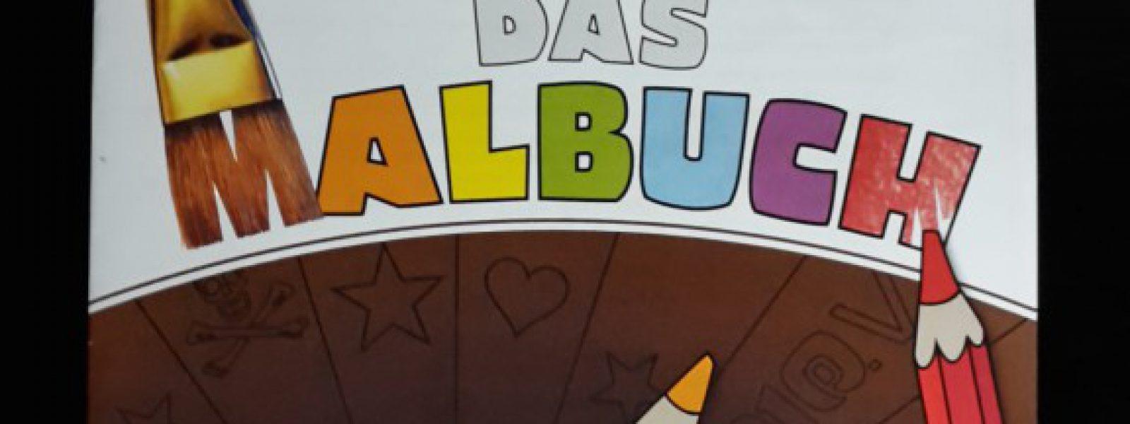 Das erste Malbuch zum FC St. Pauli ist da!