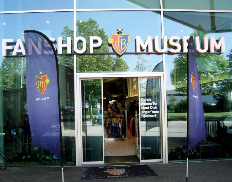 Museums-Hopping: FCB-Museum in Basel