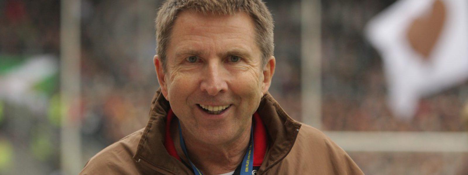 Rainer Wulff LIVE: Hörbuchaufzeichnung am Millerntor