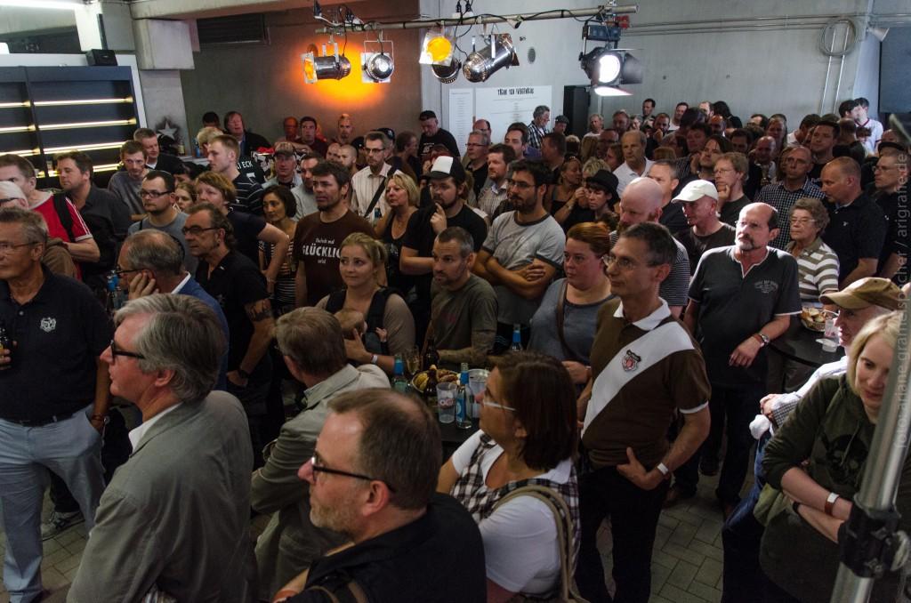 publikum (Foto Ariane Gramelspacher)