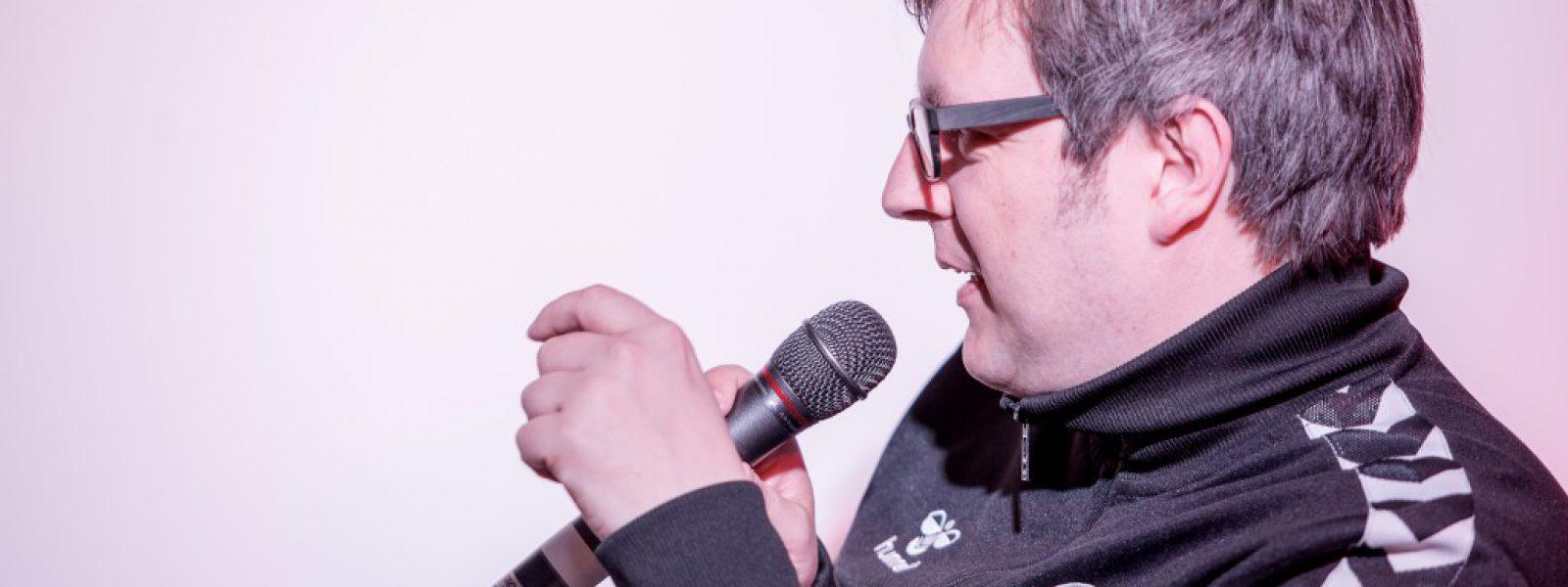 08 Moderator Christoph Nagel (Foto Sabrina Adeline Nagel SAH_8130)