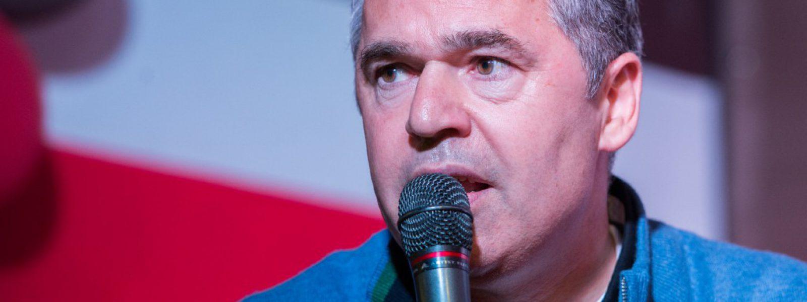 10 DFL-Geschäftsführer Andreas Rettig (Foto Sabrina Adeline Nagel SAH_8143)
