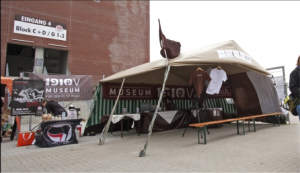 1910 Museum Stand Fanfest 2013