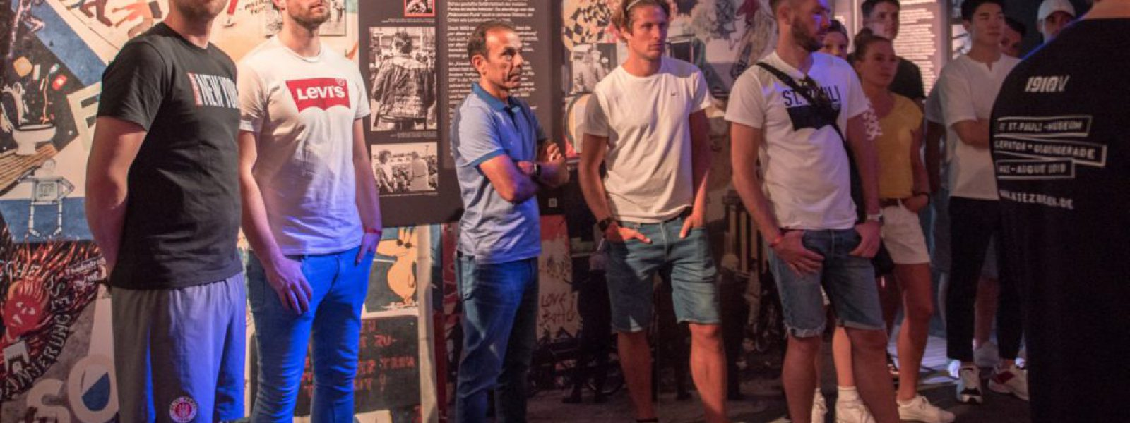 2019_0623 FC St Pauli erste Mannschaft im KIEZBEBEN (Foto Sabrina Adeline Nagel) - 10