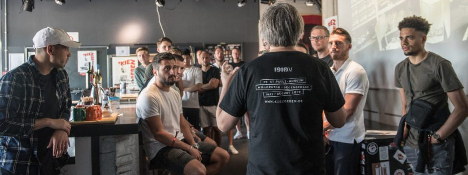 2019_0623 FC St Pauli erste Mannschaft im KIEZBEBEN (Foto Sabrina Adeline Nagel) - 3