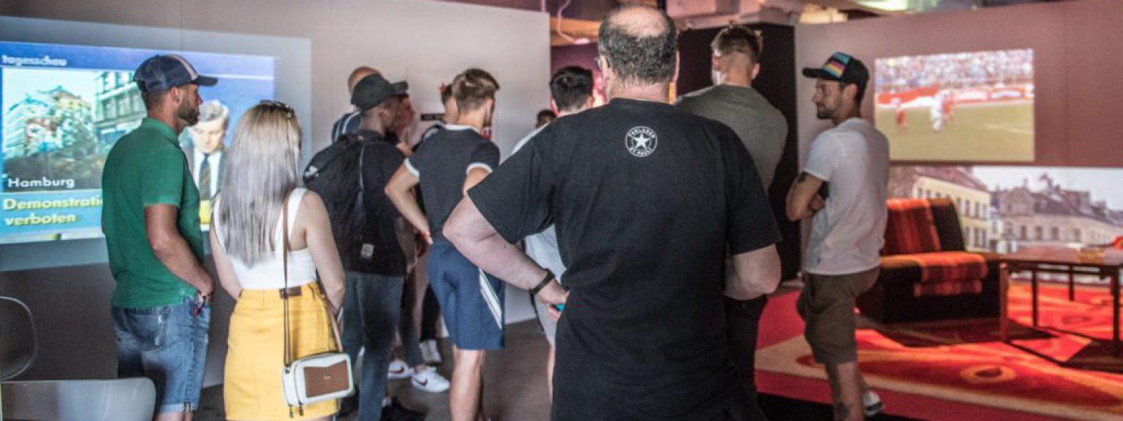 2019_0623 FC St Pauli erste Mannschaft im KIEZBEBEN (Foto Sabrina Adeline Nagel) - 35