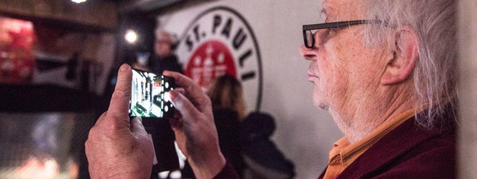 Eroeffnung FC St Pauli Museum (Foto Sabrina Adeline Nagel) - 4
