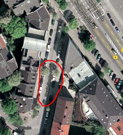 """Der Beweis: Was früher Detlev Bremer """"gehörte"""", heißt jetzt nach Harald Stender! Screenshot: 9. September 2013, 7:30 Uhr"""