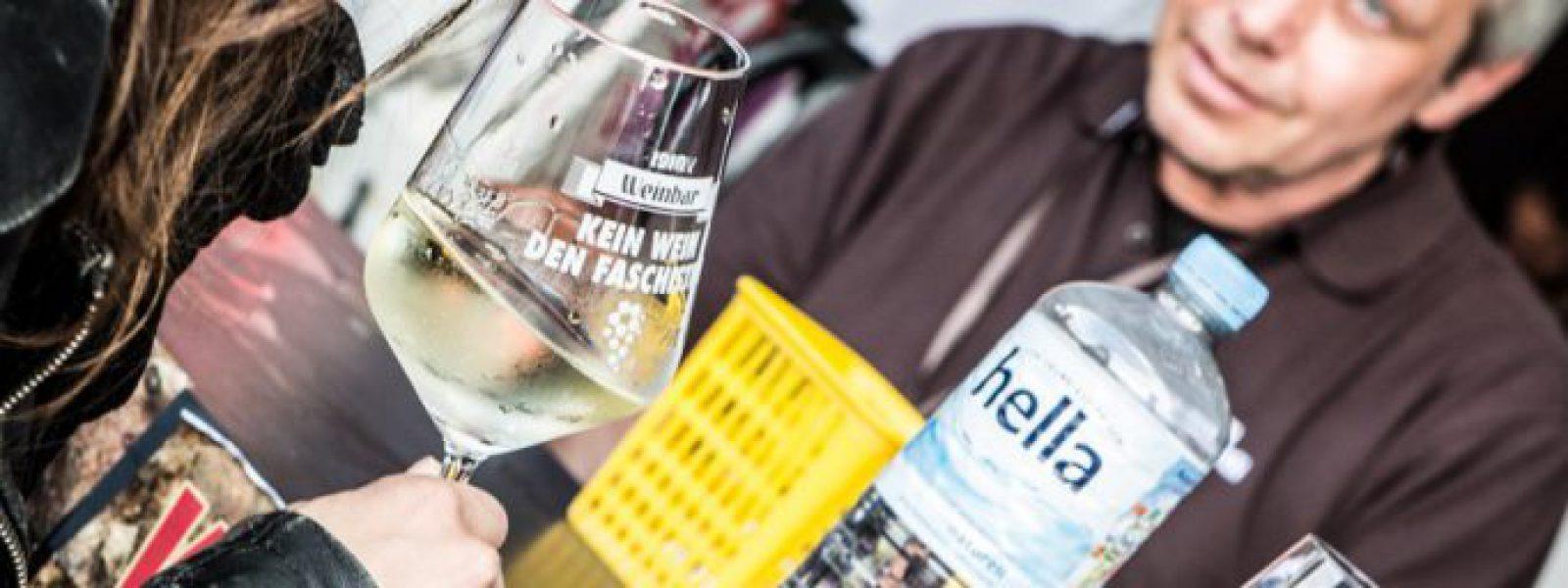 Weinfest gegen Rassismus (Fotos Sabrina Adeline Nagel) - 23